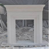 Import of fireplace, countertops and stairs handcrafted from natural marble