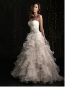 Import of wedding and evening dresses